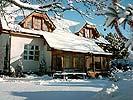 venkovní pohled, zima - Ubytování Jižní Čechy - Třeboň | Penzion U Vejvodů