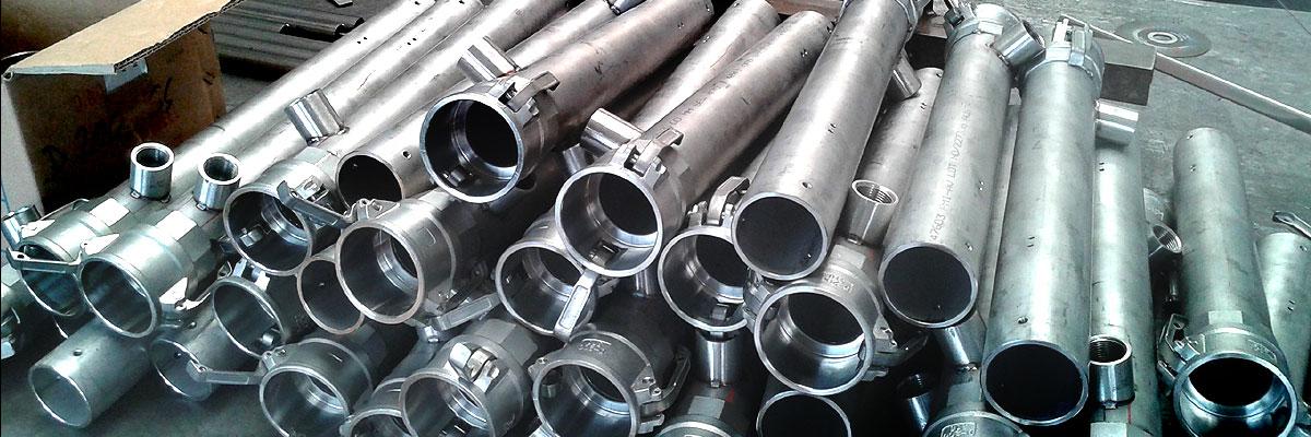 Výroba zařízení z nerez oceli