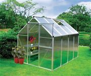 skleník zahradní - polykarbonát
