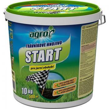 Trávníkové hnojivo START