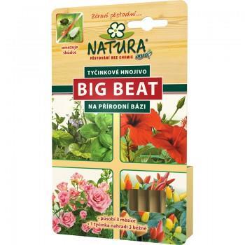 NATURA Big Beat tyčinkové hnojivo