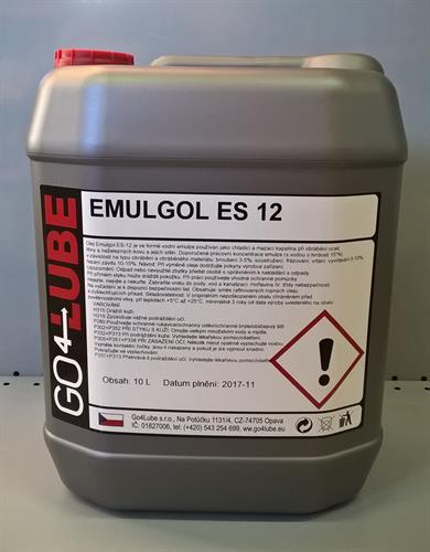 Emulgační olej EMULGOL ES 12