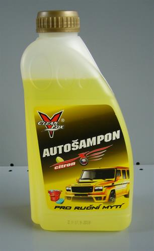 CLEANFOX Autošampon 1000 ml