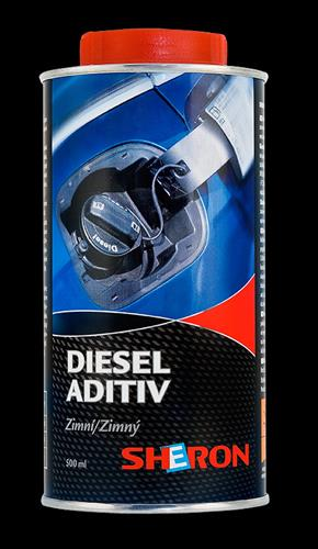 SHERON Diesel aditiv 500 ml