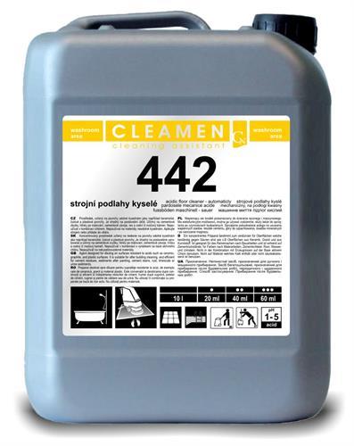 CLEAMEN 442 na podlahy kyselý