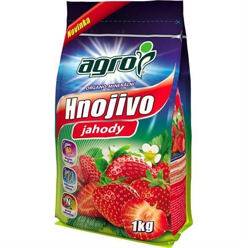 AGRO organo-minerální hnojivo pro jahody