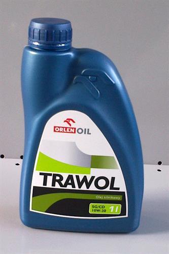 OrlenOil TRAWOL 10W-30 olej pro 4-taktní zahradní techniku
