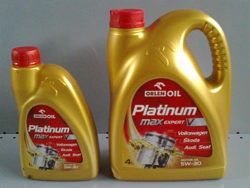 OrlenOil Platinum MaxExpert V 5W-30 Long Life