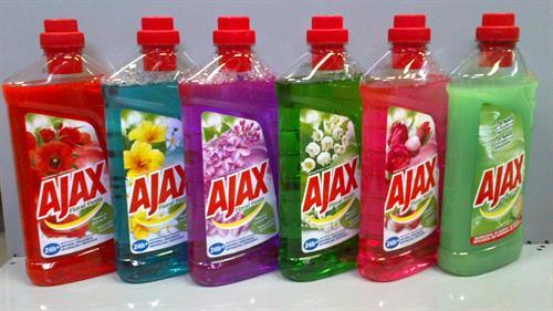AJAX Floral Fiesta