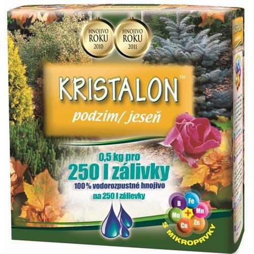 Kristalon Podzim