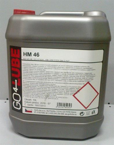 Hydraulický olej HM46 / HLP46