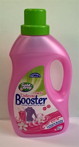 Booster gel na praní vlny s lanolínem
