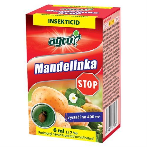 Mandelinka STOP 6 ml