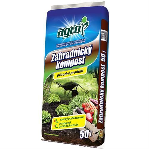 AGRO Zahradnický kompost