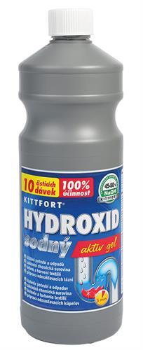 Hydroxid sodný - gel