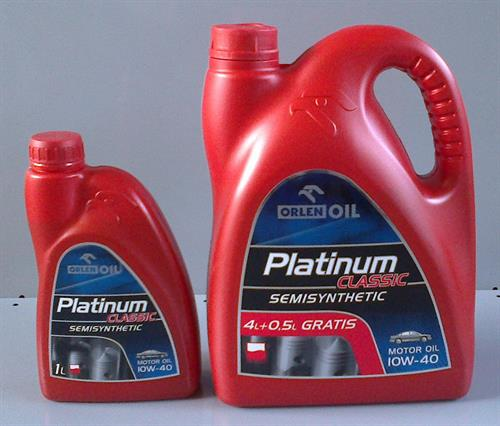 Orlen Oil Platinum CLASSIC  10W-40