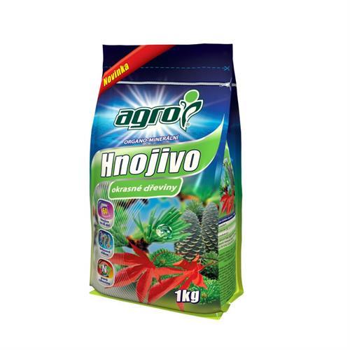 AGRO organo-minerální hnojivo pro okrasné dřeviny