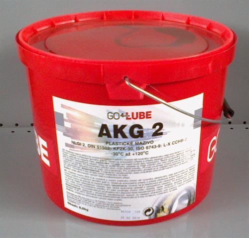 Plastické mazivo AKG 2