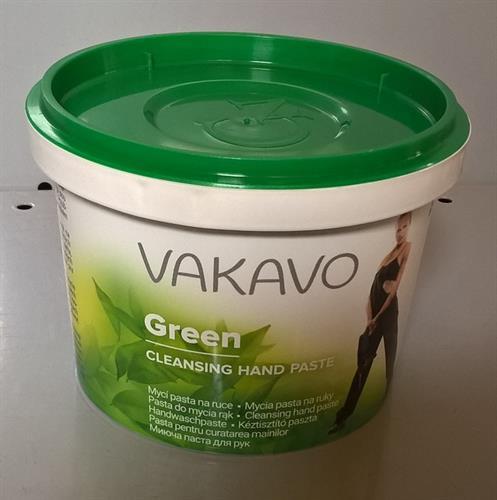 Vakavo GREEN mycí pasta