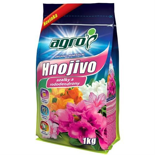 AGRO organo-minerální hnojivo pro azalky a rododendrony