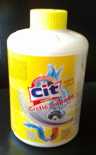 CIT čistič odpadů