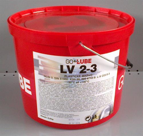 Plastické mazivo LV 2-3