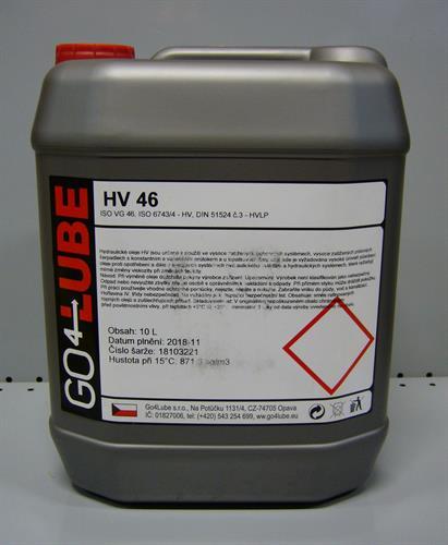 Hydraulický olej HV46