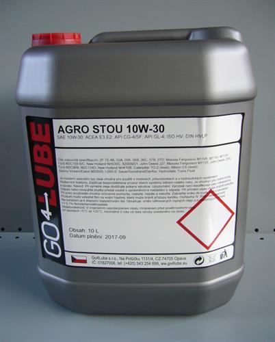 Go4Lube AGRO STOU 10W-30