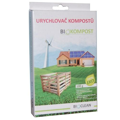 BIOCLEAN Urychlovač kompostu