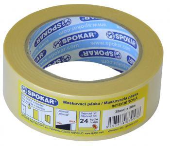 Maskovací páska do 60°C
