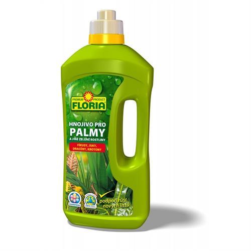 FLORIA Kapalné hnojivo pro palmy a zelené rostliny