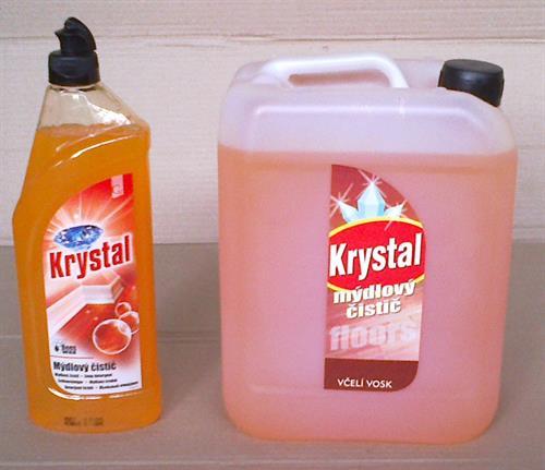 Krystal Mýdlový čistič