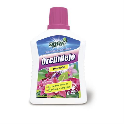Kapalné hnojivo pro Orchideje