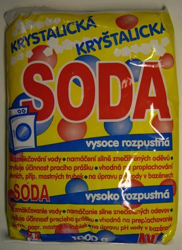 Krystalická soda