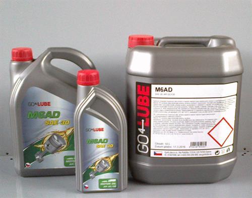 M6AD motorový olej