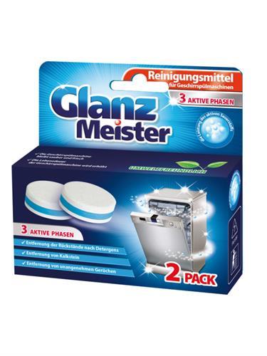 Glanz Meister čistič myčky v tabletách