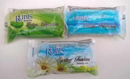 Toaletní mýdlo Rubis 100g