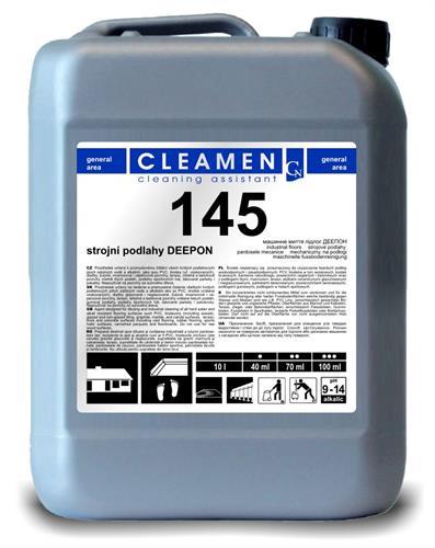 CLEAMEN 145 strojní mytí podlahy