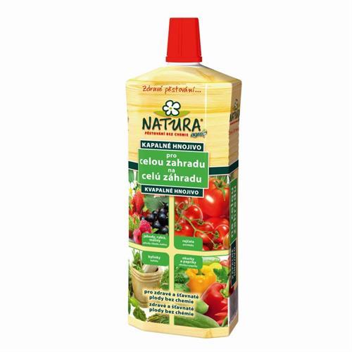 NATURA Organické kapalné hnojivo Celá zahrada