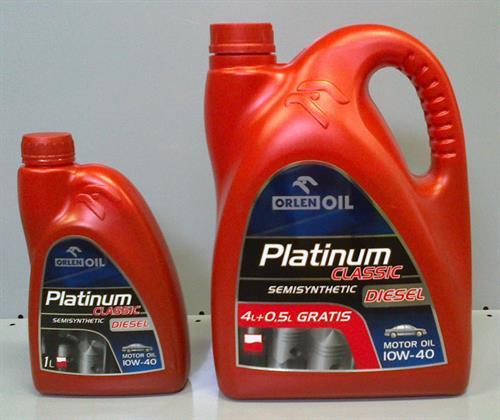 Orlen Oil Platinum CLASSIC DIESEL 10W-40