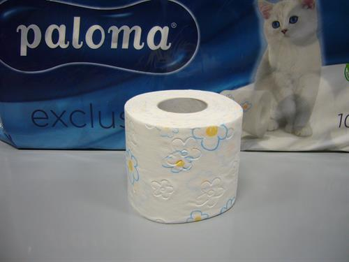 Toaletní papír Paloma 3-vrstvý
