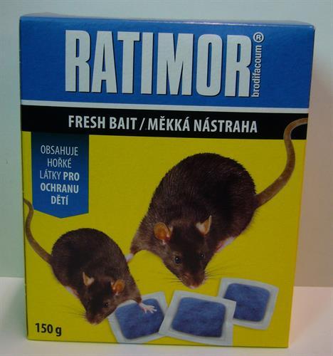 Ratimor měkká návnada