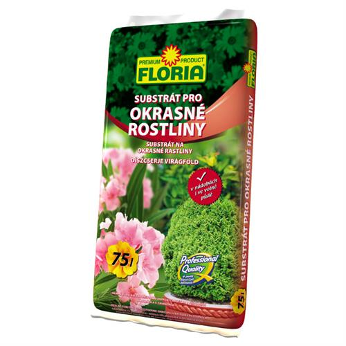 Floria Substrát pro okrasné rostliny
