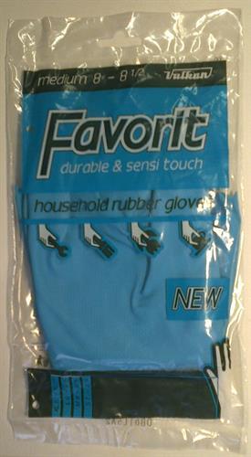 Gumové rukavice Favorit