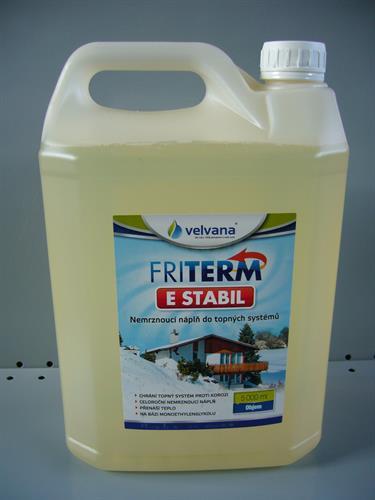 FRITERM E stabil - nemrznoucí náplň do topných systémů