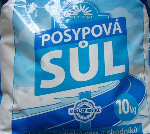 Sůl posypová