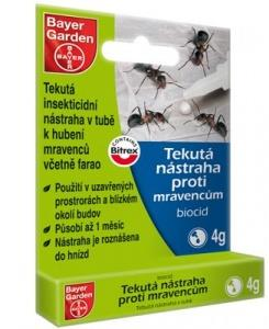 Tekutá nástraha proti mravencům BG