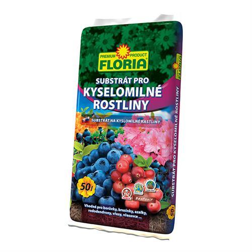 Floria Substrát pro kyselomilné rostliny