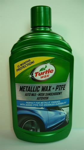 Turtle Wax Metalic wax + PTFE leštěnka