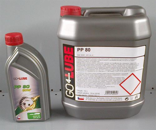 PP80 převodový olej
